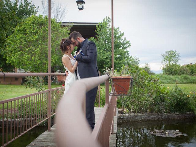 Il matrimonio di Luca e Simona a Vigevano, Pavia 6