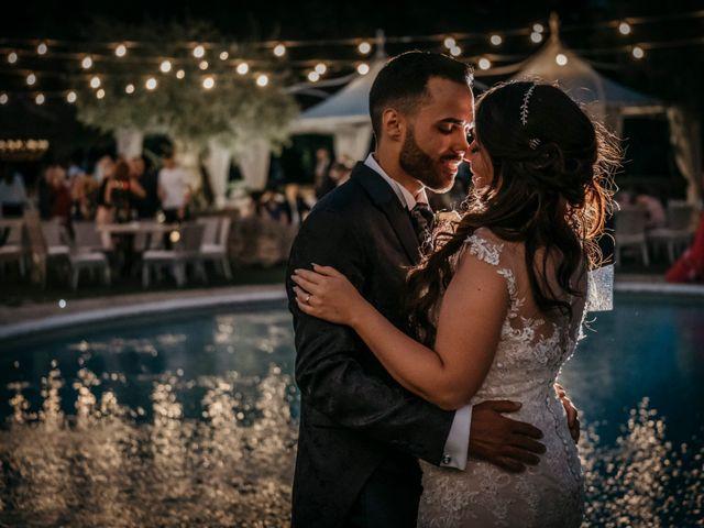 Le nozze di Denise e Patrich