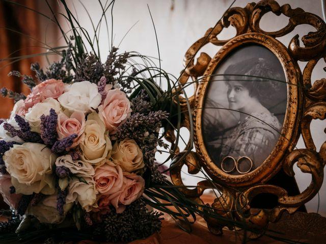 Il matrimonio di Patrich e Denise a Frascati, Roma 1