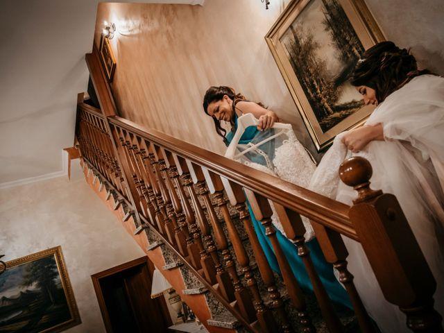 Il matrimonio di Patrich e Denise a Frascati, Roma 15