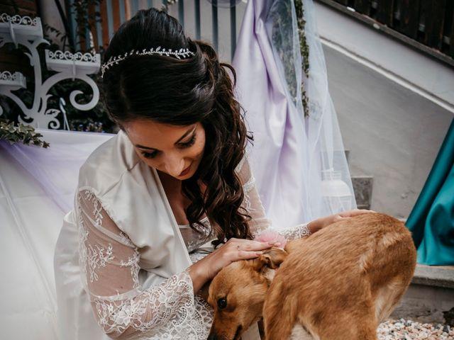 Il matrimonio di Patrich e Denise a Frascati, Roma 17