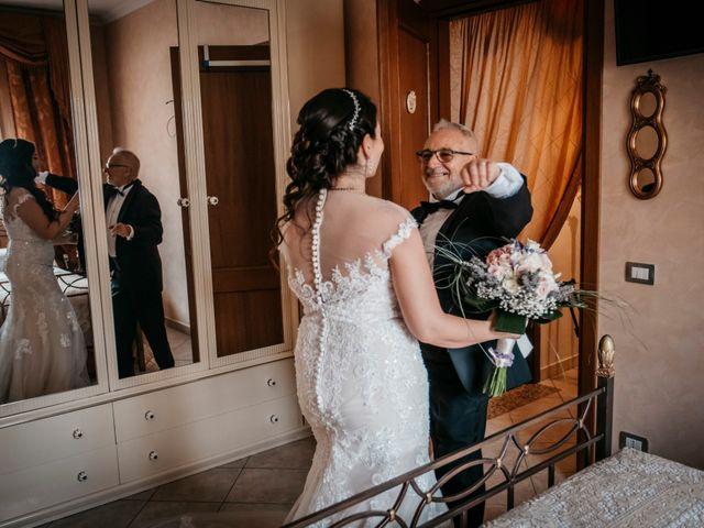 Il matrimonio di Patrich e Denise a Frascati, Roma 22