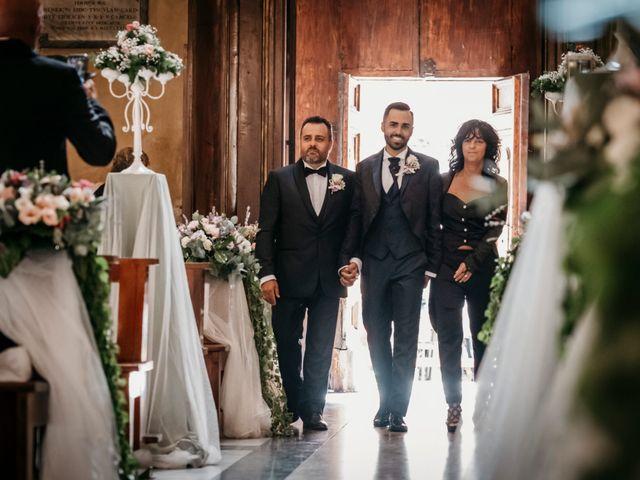 Il matrimonio di Patrich e Denise a Frascati, Roma 35