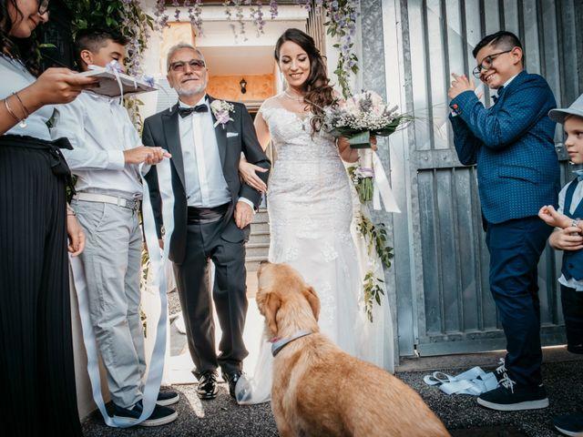 Il matrimonio di Patrich e Denise a Frascati, Roma 36