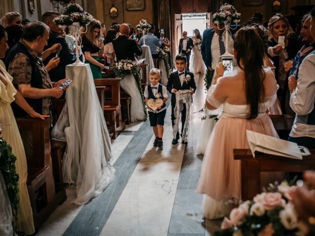 Il matrimonio di Patrich e Denise a Frascati, Roma 38