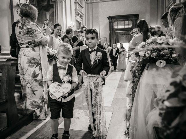 Il matrimonio di Patrich e Denise a Frascati, Roma 39