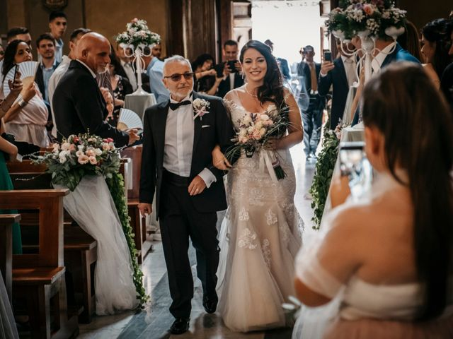 Il matrimonio di Patrich e Denise a Frascati, Roma 40