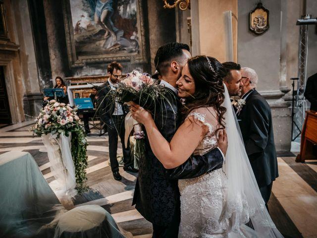 Il matrimonio di Patrich e Denise a Frascati, Roma 41