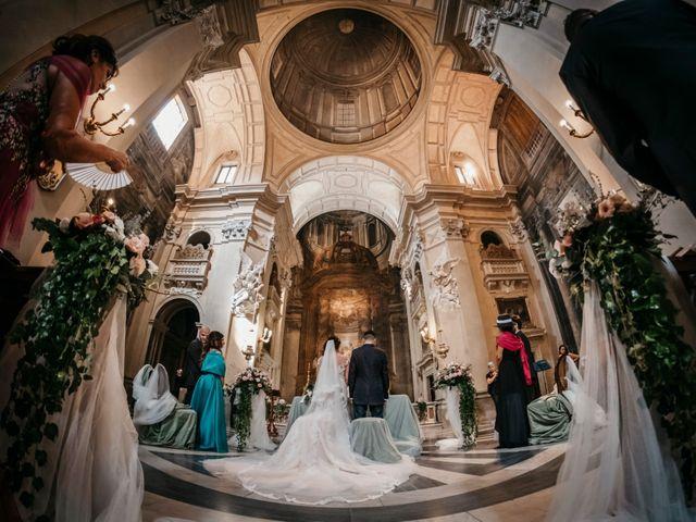 Il matrimonio di Patrich e Denise a Frascati, Roma 43