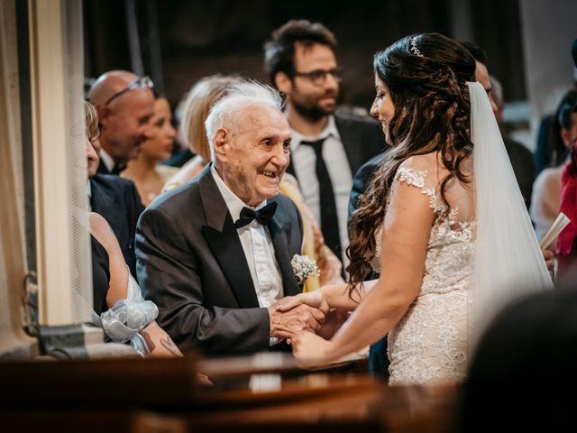 Il matrimonio di Patrich e Denise a Frascati, Roma 45