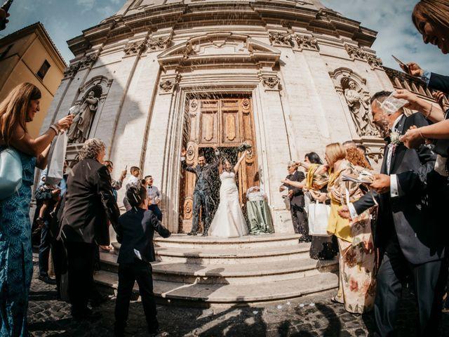 Il matrimonio di Patrich e Denise a Frascati, Roma 46