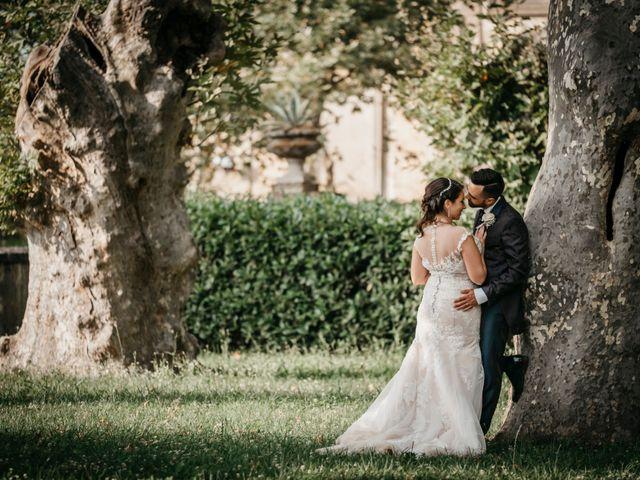 Il matrimonio di Patrich e Denise a Frascati, Roma 51