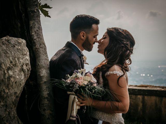 Il matrimonio di Patrich e Denise a Frascati, Roma 54