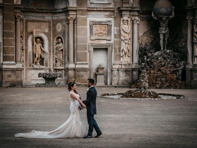 Il matrimonio di Patrich e Denise a Frascati, Roma 55