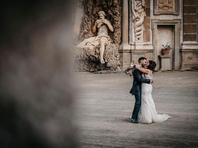 Il matrimonio di Patrich e Denise a Frascati, Roma 57