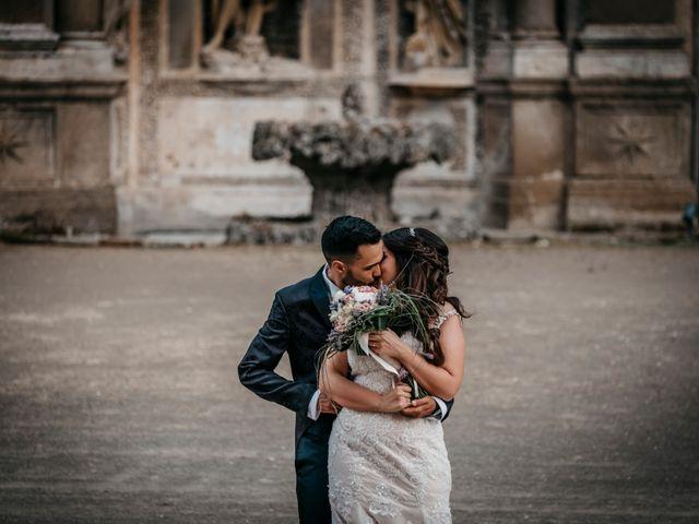 Il matrimonio di Patrich e Denise a Frascati, Roma 59