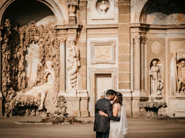 Il matrimonio di Patrich e Denise a Frascati, Roma 60