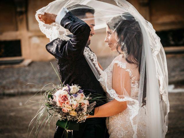 Il matrimonio di Patrich e Denise a Frascati, Roma 61