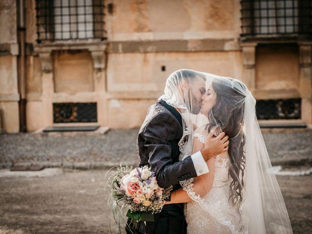 Il matrimonio di Patrich e Denise a Frascati, Roma 62