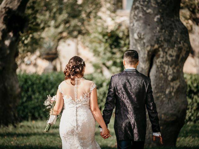 Il matrimonio di Patrich e Denise a Frascati, Roma 64