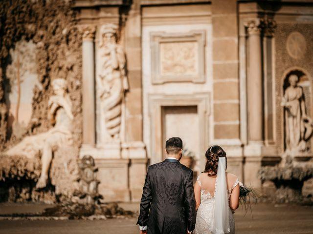 Il matrimonio di Patrich e Denise a Frascati, Roma 65