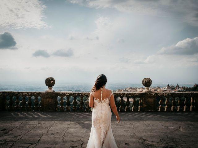 Il matrimonio di Patrich e Denise a Frascati, Roma 73