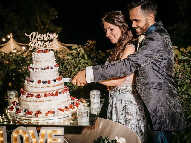Il matrimonio di Patrich e Denise a Frascati, Roma 87