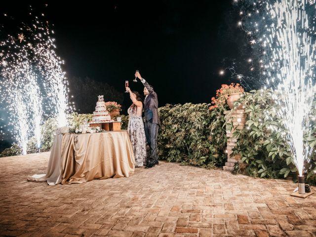 Il matrimonio di Patrich e Denise a Frascati, Roma 88
