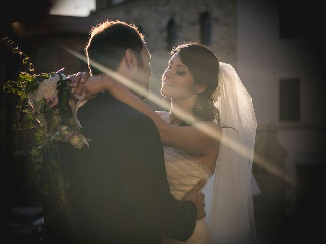 Le nozze di Carmen e Walter