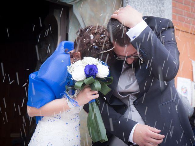Il matrimonio di Luca e Simona a Vigevano, Pavia 11