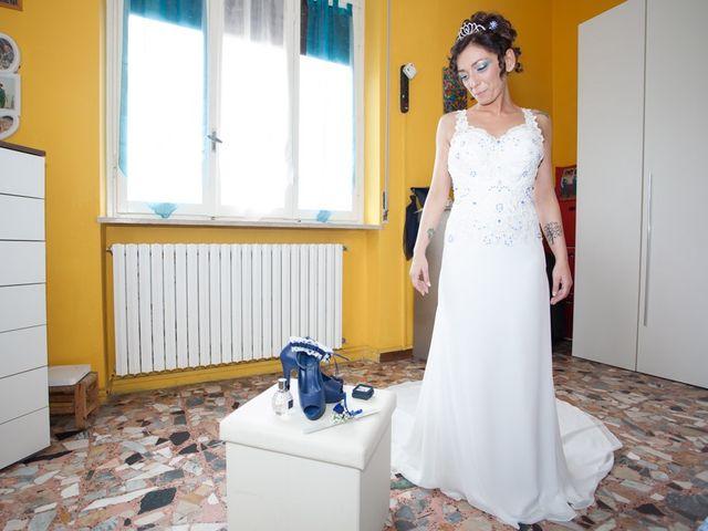 Il matrimonio di Luca e Simona a Vigevano, Pavia 14