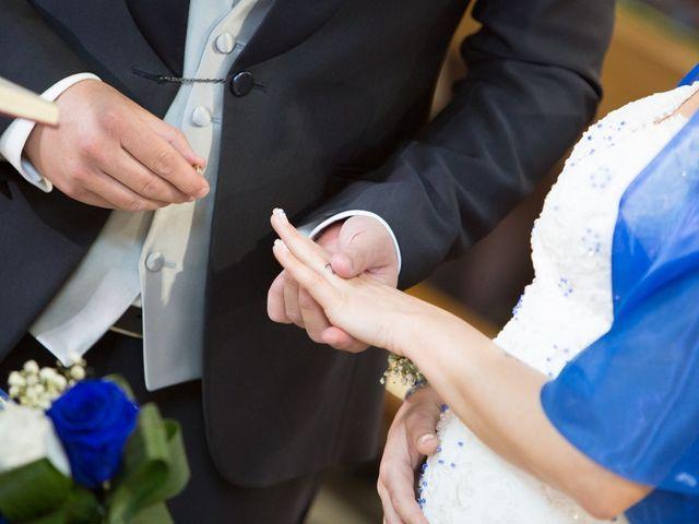 Il matrimonio di Luca e Simona a Vigevano, Pavia 17