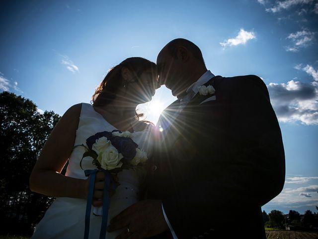 Il matrimonio di Nicola e Michela a Monza, Monza e Brianza 3