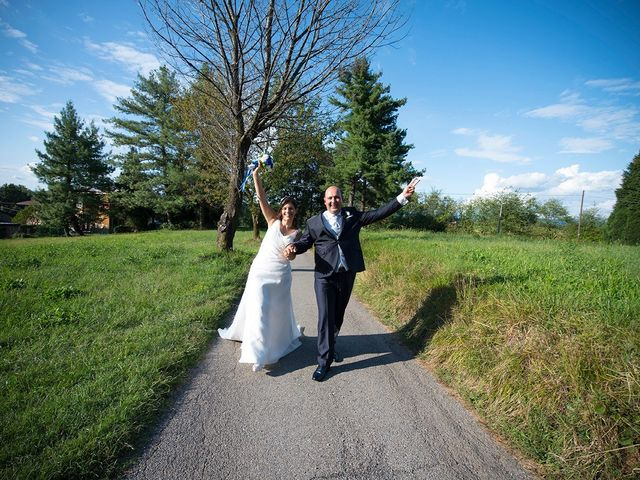 Il matrimonio di Nicola e Michela a Monza, Monza e Brianza 4