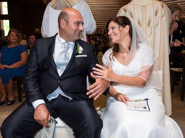 Il matrimonio di Nicola e Michela a Monza, Monza e Brianza 14