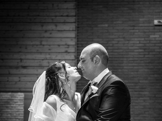 Il matrimonio di Nicola e Michela a Monza, Monza e Brianza 16