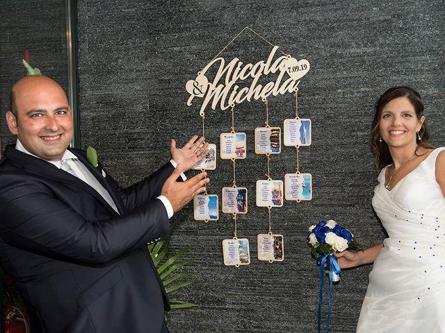 Il matrimonio di Nicola e Michela a Monza, Monza e Brianza 21