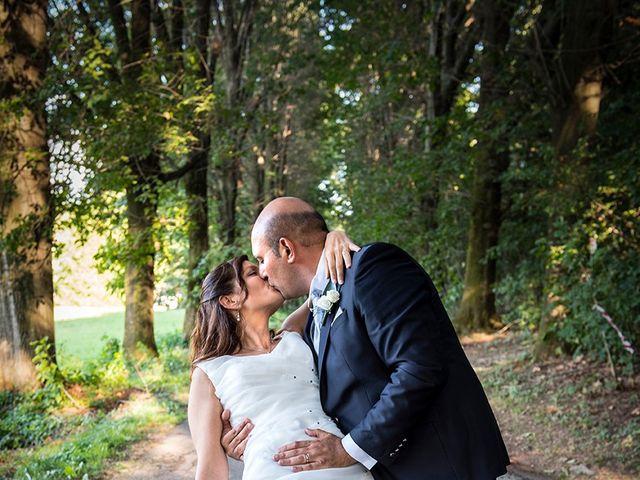 Il matrimonio di Nicola e Michela a Monza, Monza e Brianza 24