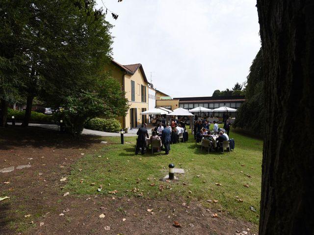 Il matrimonio di Nicola e Michela a Monza, Monza e Brianza 35