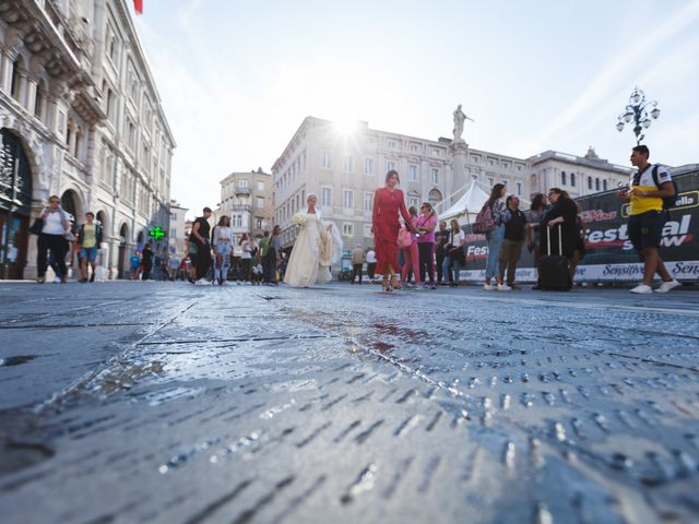Il matrimonio di Marco e Debotah a Trieste, Trieste 25