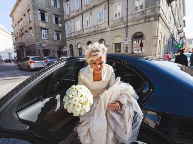 Il matrimonio di Marco e Debotah a Trieste, Trieste 26