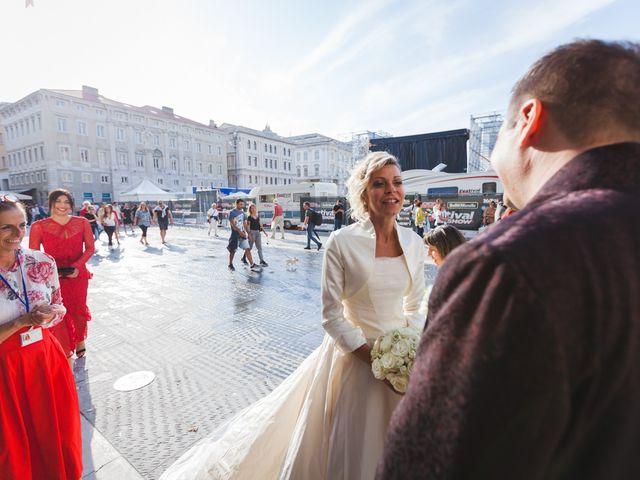 Il matrimonio di Marco e Debotah a Trieste, Trieste 27