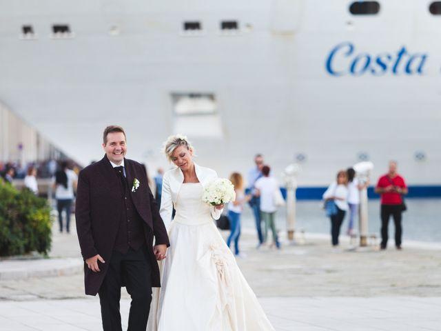 Il matrimonio di Marco e Debotah a Trieste, Trieste 34