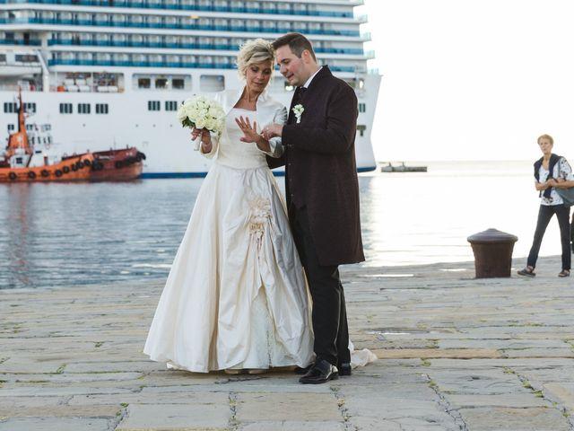 Il matrimonio di Marco e Debotah a Trieste, Trieste 35
