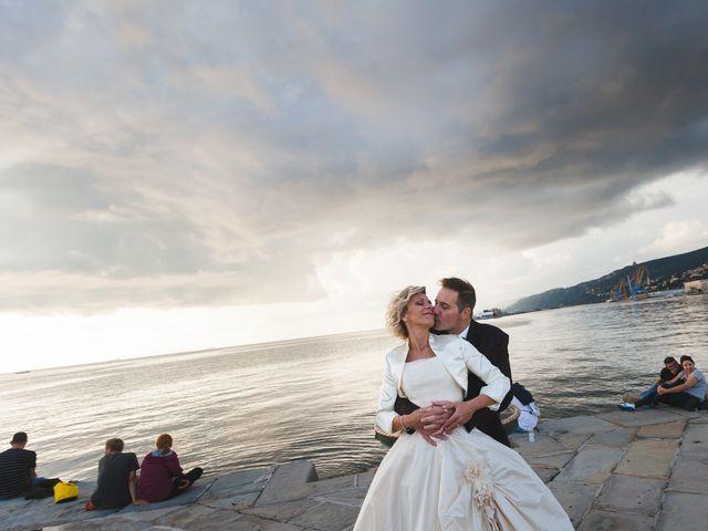 Il matrimonio di Marco e Debotah a Trieste, Trieste 36