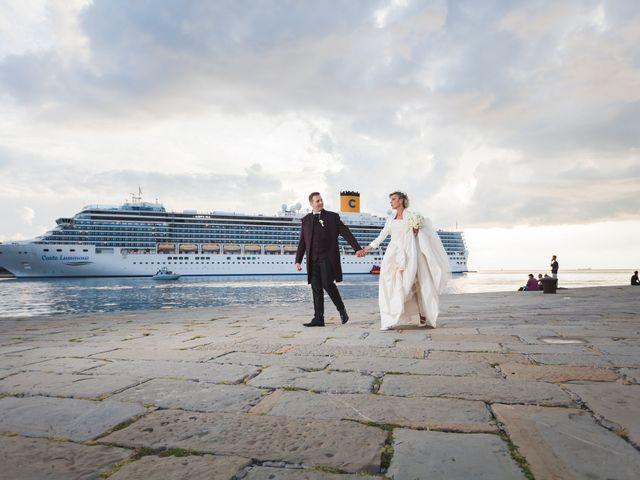 Il matrimonio di Marco e Debotah a Trieste, Trieste 37