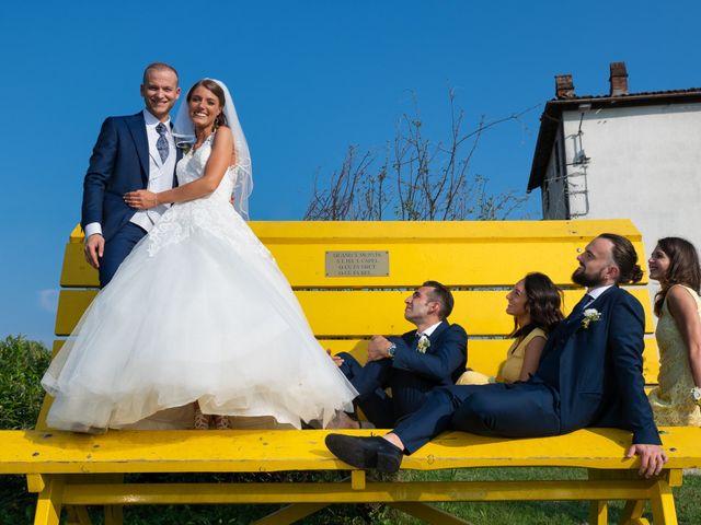 Il matrimonio di Davide e Martina a Magliano Alpi, Cuneo 12