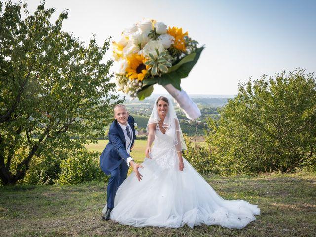 Il matrimonio di Davide e Martina a Magliano Alpi, Cuneo 1