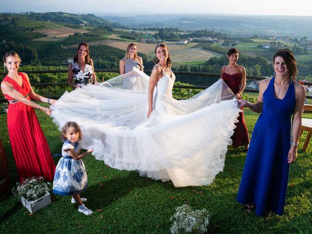 Il matrimonio di Davide e Martina a Magliano Alpi, Cuneo 18