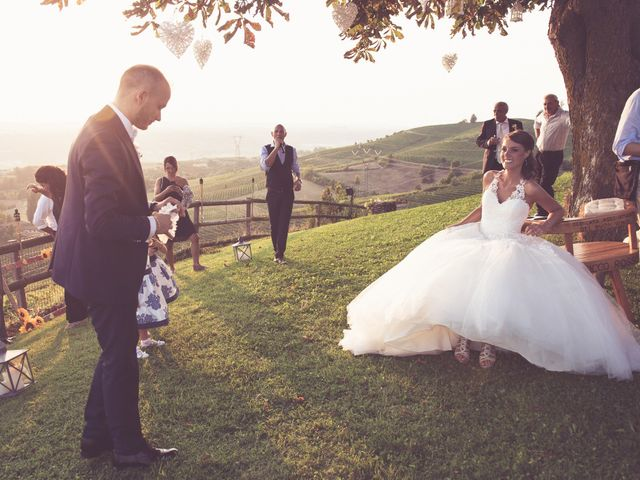 Il matrimonio di Davide e Martina a Magliano Alpi, Cuneo 20